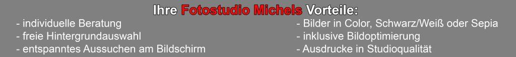 Michels-Vorteile